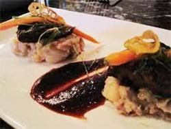 The cherry port-braised short ribs - SARAH BARABA