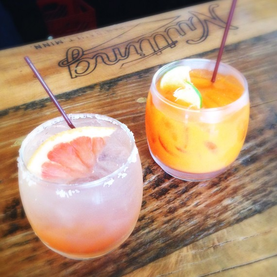 """The """"Italian Hound"""" and the """"B and B"""" at Tree House 