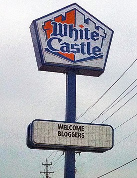 White Castle knows the way to Gut Check's ego. - KATIE MOULTON