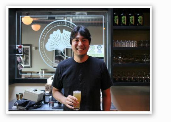 Co-owner and master brewer, Phil Wymore. | Zach Garrison