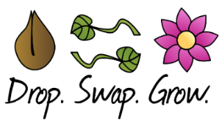 DROP. SWAP. GROW.