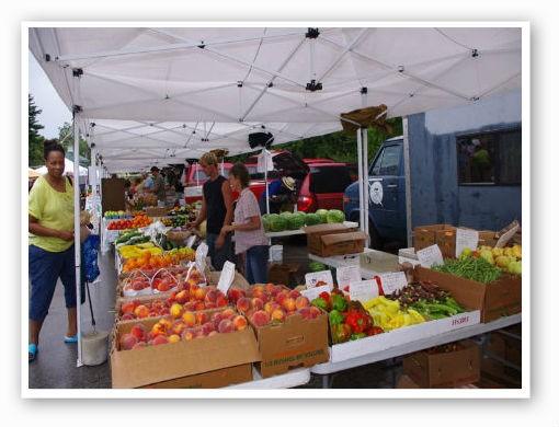 The healthy life | Ferguson Farmers' Market