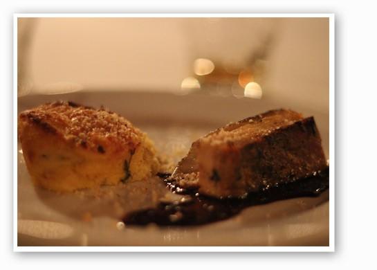 Pork belly and Roman gnocchi. | Nancy Stiles