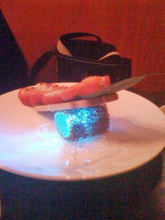 The sushi at Yagu will leave you glowing. - IAN FROEB