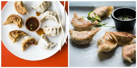 The dumplings at Bek-Hee and Lona's Lil' Eats.   Jennifer Silverberg