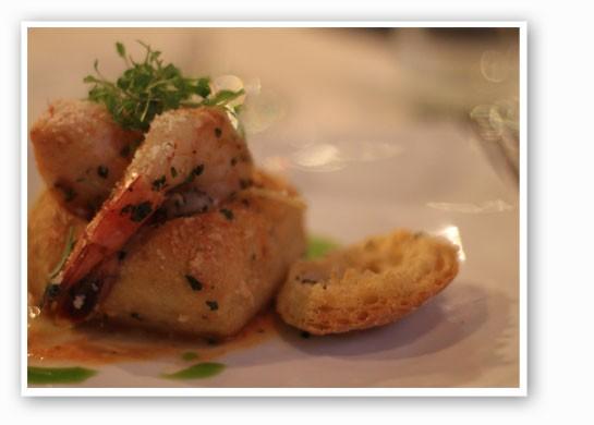 Bouillabaisse at a past Balaban's Wine Dinner. | Nancy Stiles