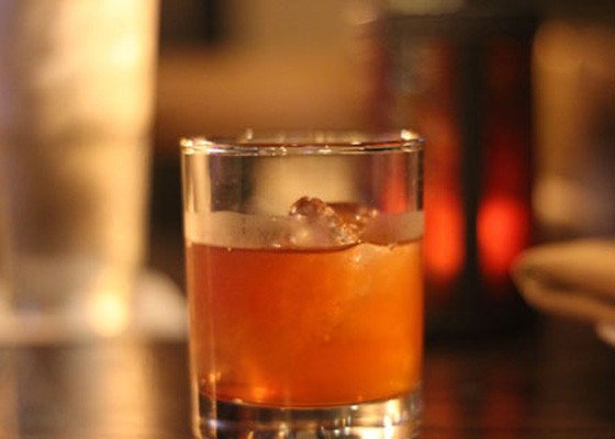 The Gamlin Manhattan at a Whiskey in the Winter 2013 event. | Nancy Stiles