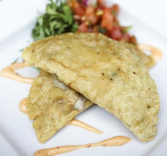 Quesadillas tradicionales at Milagro Modern Mexican - JENNIFER SILVERBERG
