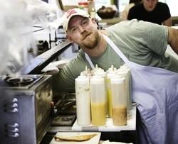 Mark Lucas of Fozzie's Sandwich Emporium | Jennifer Silverberg