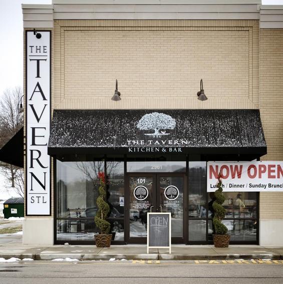 The Tavern Kitchen + Bar in Valley Park serves up a fantastic pasta dish. - JENNIFER SILVERBERG
