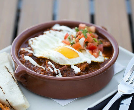 "The ""Chicken Tinga"" at Vida Mexican Kitchen y Cantina - JENNIFER SILVERBERG"