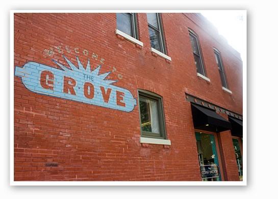 Now open in the Grove! | Mabel Suen