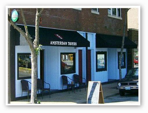 Amsterdam Tavern in Tower Grove | Image via