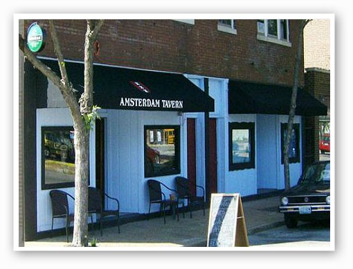 Amsterdam Tavern in Tower Grove | Image via