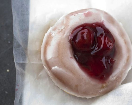 A WORLD'S FAIR DOUGHNUT | SARAH RUSNAK