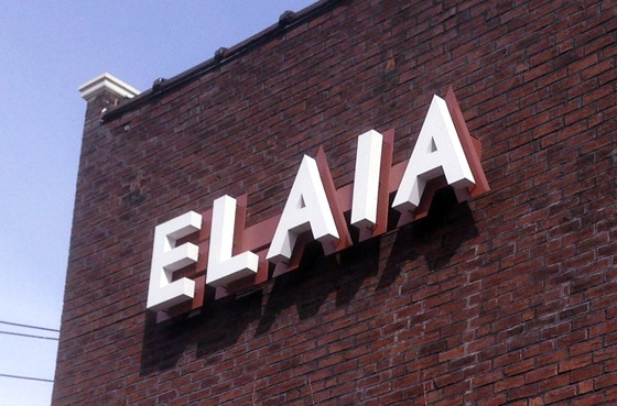 Elaia in Botanical Heights. | Patrick Hurley