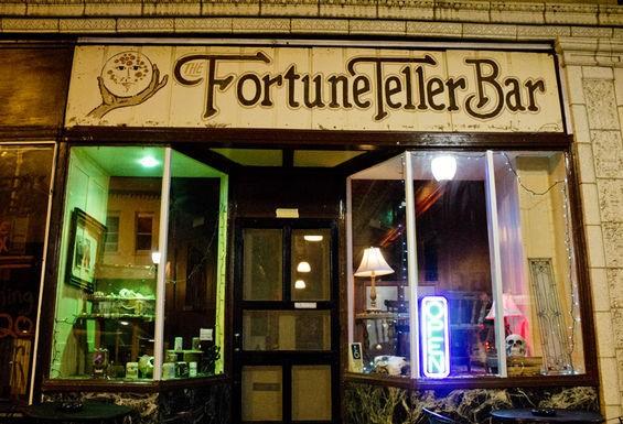 Fortune Teller   Mabel Suen