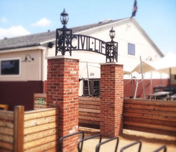 The Civil Life Brewing Company   Patrick J. Hurley