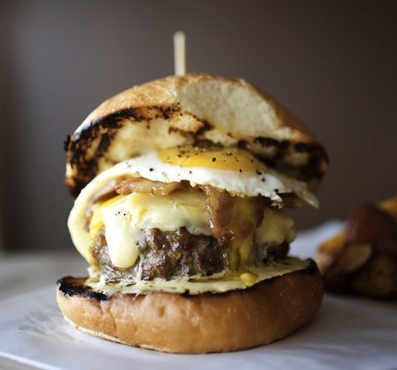 Last call for Home Wine Kitchen's iconic cheeseburger. | Jennifer Silverberg