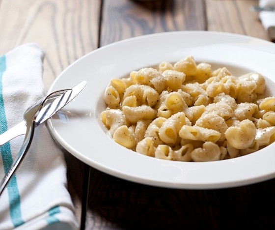 Pastaria's Canestri cacio e pepe. | Jennifer Silverberg
