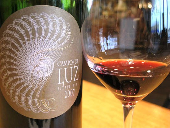 Campos de Luz garnacha is a little sip of summer. - ERIKA MILLER
