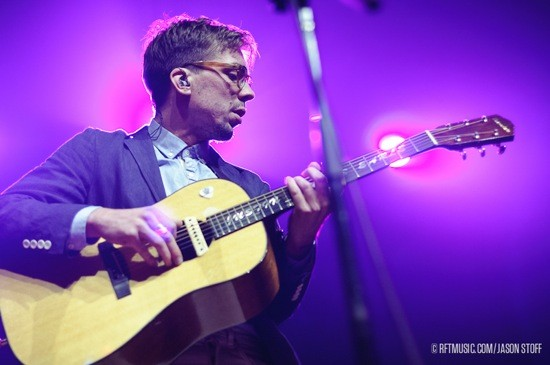 JUSTIN TOWNES EARLE. PHOTO BY JASON STOFF