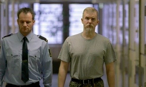 Varg Vikernes in prison. He is interviewed in Until  the Light Takes Us, which shows at Webster University this weekend. - PUBLICITY STILL