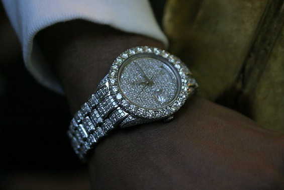 So icy.