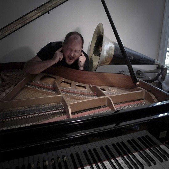 Thollem McDonas performs at the Tavern of Fine Arts later this month. - PRESS PHOTO BY ANGELA C. VILLA