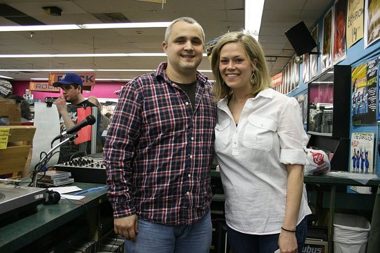 The St. Louis Speakers in Code Crew at Record Store Day 2011. - CHRISSY WILMES