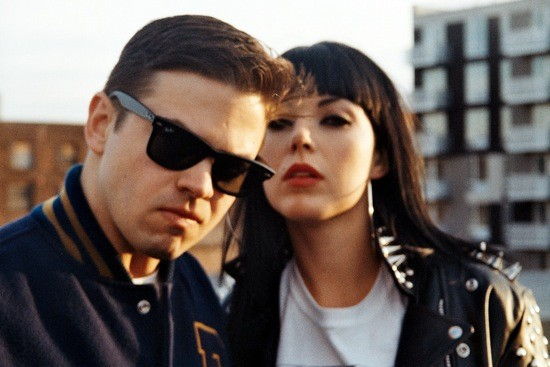 SLEIGH BELLS: SUNDAY AT THE PAGEANT