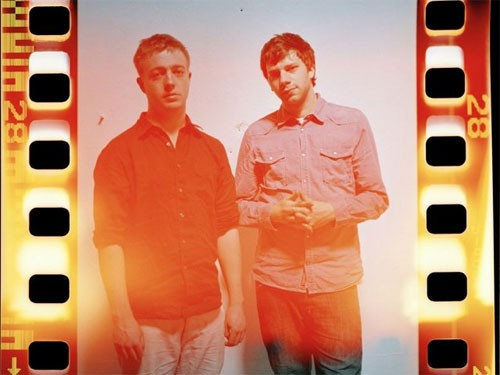 UK minimal electronic duo Mount Kimbie play the Luminary Center for the Arts on March 27. - IMAGE VIA