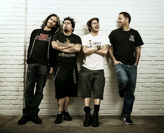 NOFX returns to the St. Louis area for the first time since 1998. - COURTESY OF FAT WRECK CHORDS