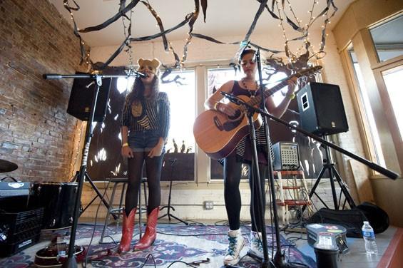 Locals Dubb Nubb perform at Foam - KHOLOOD EID