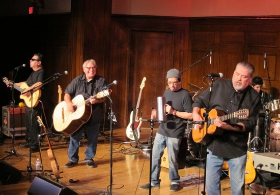 Los Lobos survive at the Sheldon - ROY KASTEN