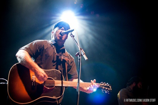 CHUCK RAGAN. PHOTO BY JASON STOFF