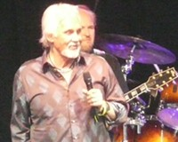 An island in the stream: Kenny Rogers