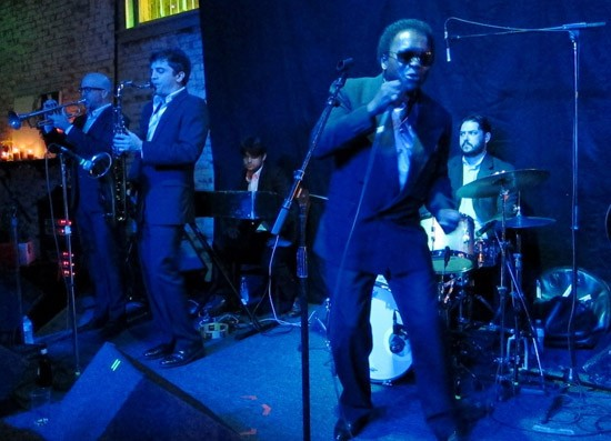 Lee Fields and the Expressions at Lola - ROY KASTEN