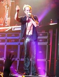 David Lee Roth - WIKIMEDIA COMMONS