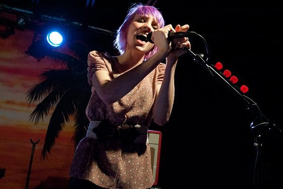 Eisley at the Firebird - JON GITCHOFF