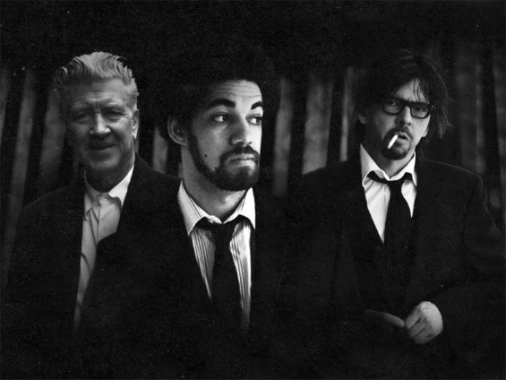 David Lynch, Danger Mouse and Sparklehorse - EMI RECORDS