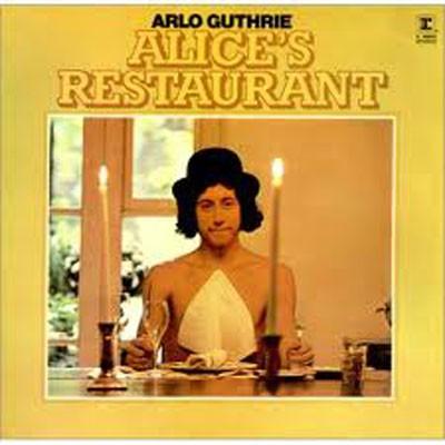 Eat at Alice's, noon tomorrow.