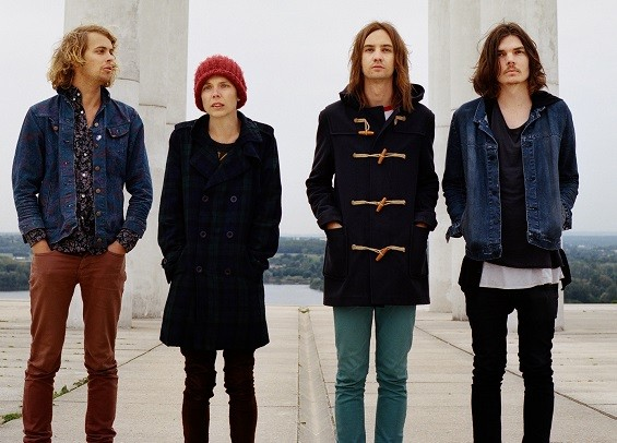 Tame Impala, probably not performing at this year's LouFest. - MACIEK POZOGA