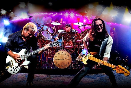 Rush will perform at Scottrade Center on May 14. - RANDY JOHNSON