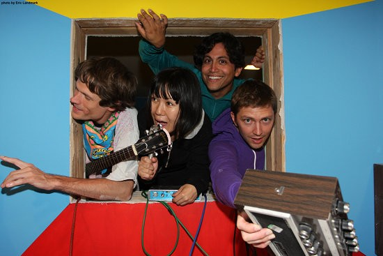 Deerhoof - April 4 @ The Firebird