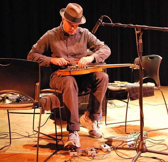 Darin Gray performs this Friday as part of the Mazurek/Gray Duo. - ROBERT IWANIK