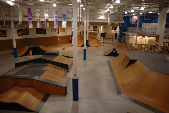 PLAN NINE, WHERE LIL WAYNE WENT TO SKATE AFTER HIS SHOW ON SUNDAY. PHOTO BY CASEY OTTO.
