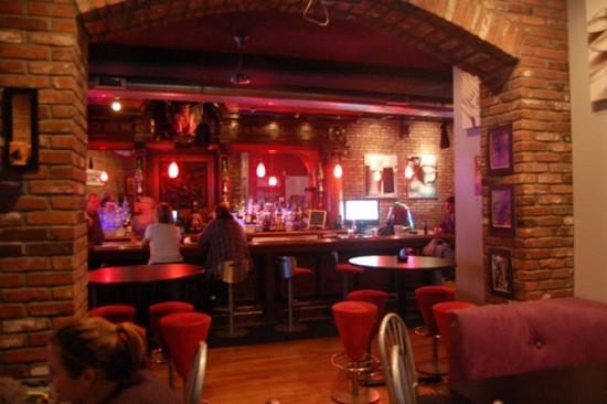 The Luna Lounge