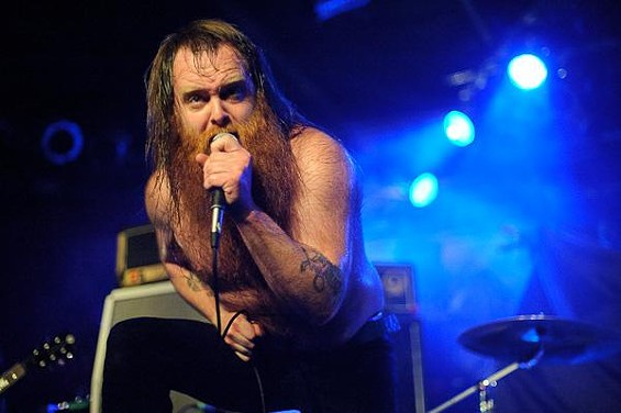 Valient Himself of Valient Thorr - TODD OWYOUNG
