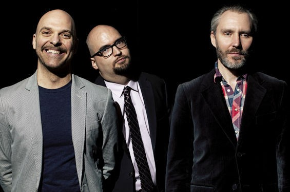 The Bad Plus wraps up its tail of holiday season shows at Jazz at the Bistro this weekend. For more on these punk princes of jazz, check out a feature from last year. - CAMERON WITTIG